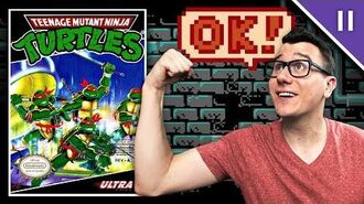 Teenage Mutant Ninja Turtles -NES- (2nd Attempt) - Twitch Livestream