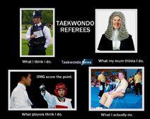 TaekwondoReferees