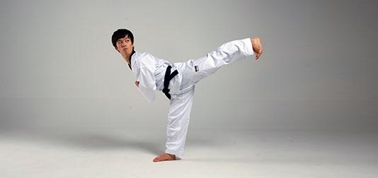 Back Kick | Taekwondo Wiki | FANDOM powered by Wikia