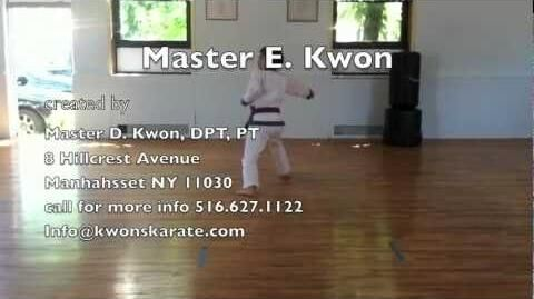 Kwons Karate Soobahkdo Chil Sung E Ro