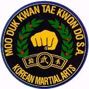 MDK TKD logo