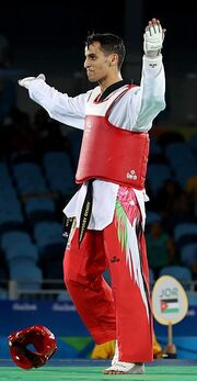 Ahmad Abughaush Rio2016