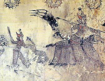 Silla cavalry