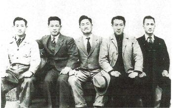 Early KwanJangNim
