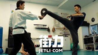 Martial Arts and a Meal with TaeKwondo Master Simon Rhee