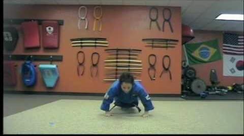 Martial Arts - Kyu Yool Form