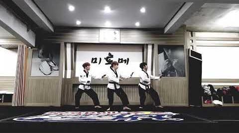 미르메 태권도 고려 품새-0