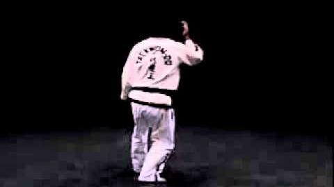 6 - JOONG-GUN Tul - Taekwon-Do I.T.F