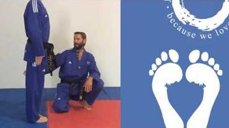 Tae Kwon Do - Attention Stance