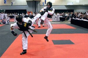 ATA sparring