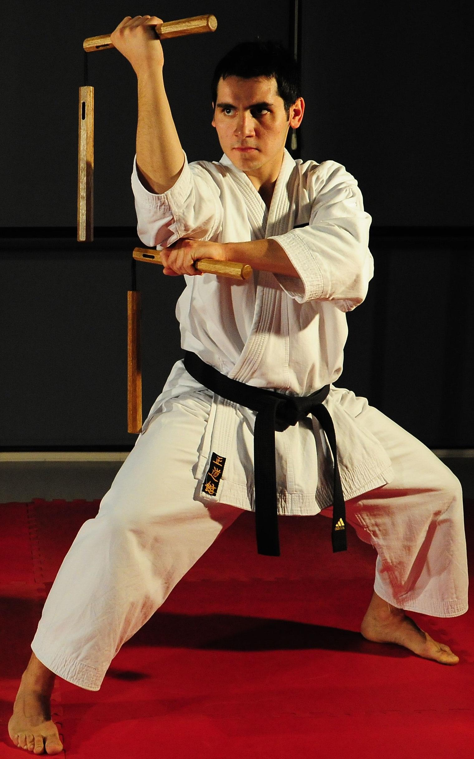 Taekwondo Weapons Training | Taekwondo Wiki | FANDOM powered by Wikia