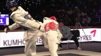 How to Score in Taekwondo