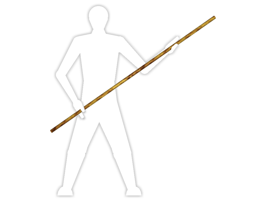 Proforce Bo Staff Martial Arts Lightweight Training Weapon Practice Stick