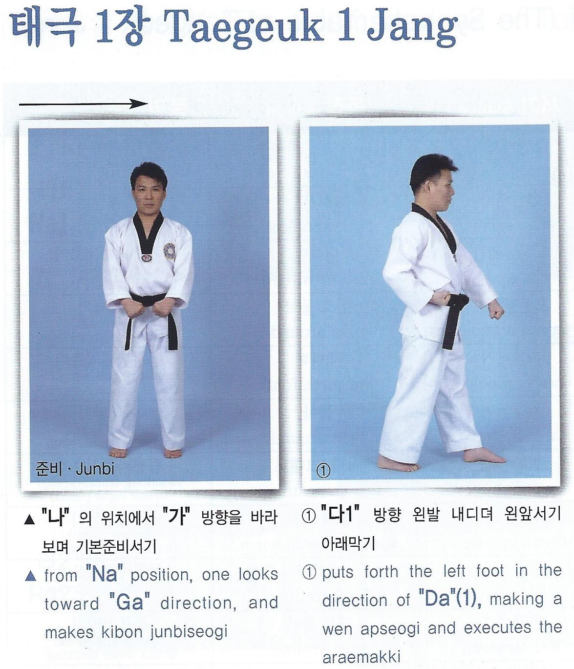 Kukkiwon textbook download.