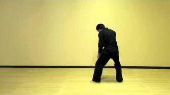 Chon Ji (Step-By-Step), Tae Kwon Do Pattern