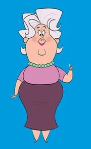 Mrs Muchmore