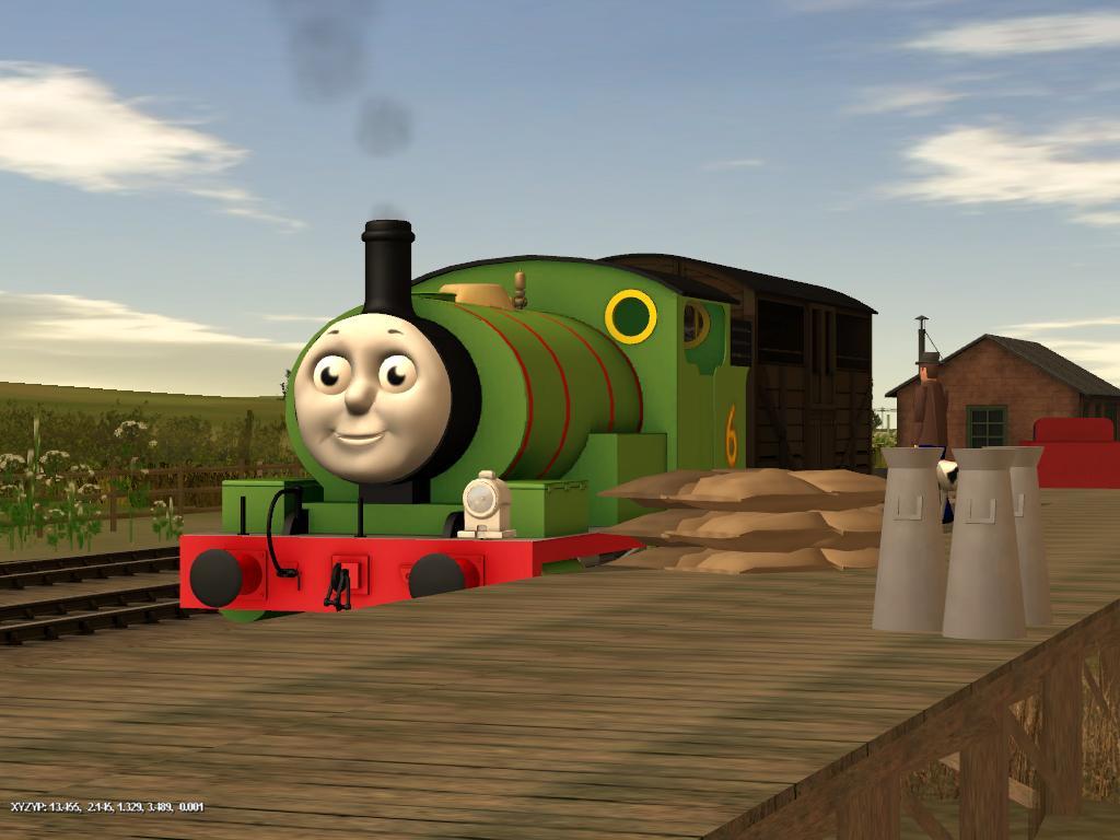 Percy | Thomas & Friends: Season 22 Re-Imagined Wiki | FANDOM