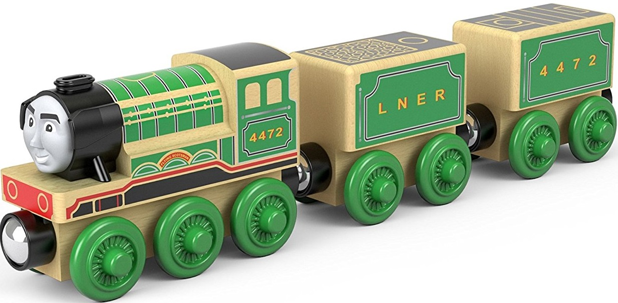 Flying scotsman thomas friends wood wiki fandom powered by wikia flying scotsman thecheapjerseys Image collections