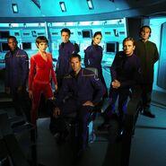 Star Trek Enterprise, Cast
