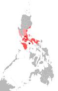 Zonas tagalog