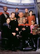 Star Trek Deep Space 9, Cast