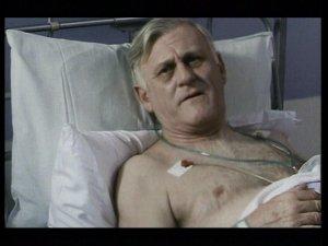 Jack McVitie in Hospital in Prayer for the Dead