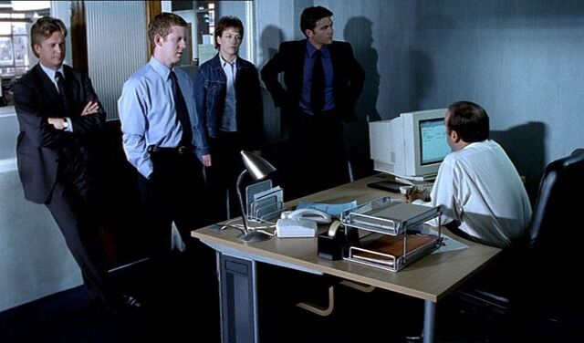 File:The team in Burke's office in Death Trap.jpg