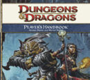 Player's Handbook 4th edition