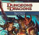 Player's Handbook Races: Tieflings