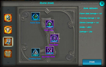 Rune-inest