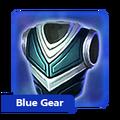 Blue-but