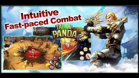 -GamingSoon- Taichi Panda by Snail Games - Test Sword Class