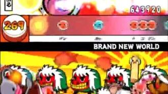 BRAND NEW WORLD (Oni, CS7)