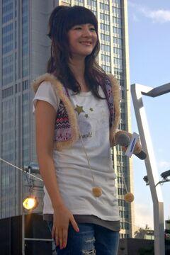 2008 Samsung Running Festival Taipei Claire Kuo