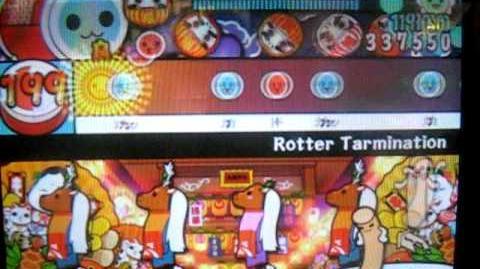 Rotter Tarmination/隱藏譜面