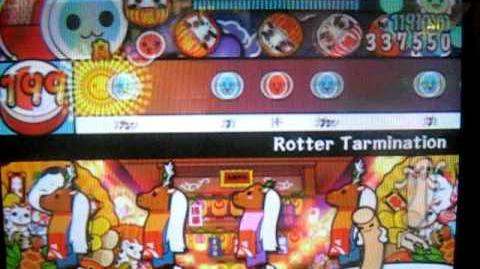Rotter Tarmination (Hard, Hidden Sheet)