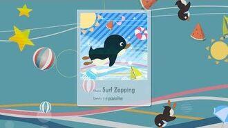 【シンクロニカ】Surf Zapping t pazolite【試聴音源】