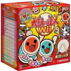 Taiko no Tatsujin Wii box