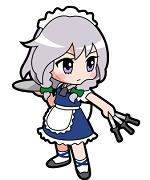 SakuyaIzayoi