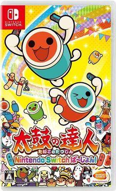 Taiko no Tatsujin Switch