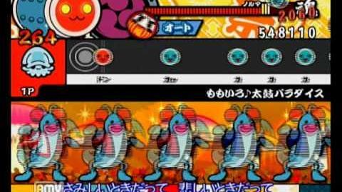 ももいろ♪太鼓パラダイス (Oni, Wii4)
