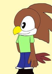 Upwood The Hawk