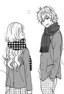 Oda accepts Chihiro invitation
