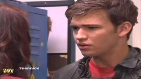 House of Anubis Eddie Kisses Patricia (House of Rainbows) Clip