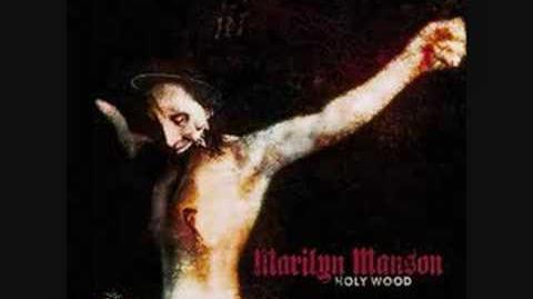 16. VALENTINES DAY - Marilyn Manson