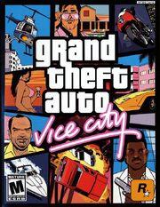 Grand Theft Auto Vice City Cover