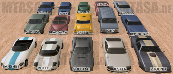 File:GTA Vehicles Collection.jpg