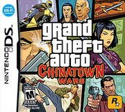 Grand Theft Auto Chinatown Wars Cover