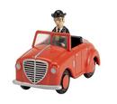 Mr. Percival's Car