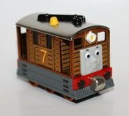 Metallic Toby